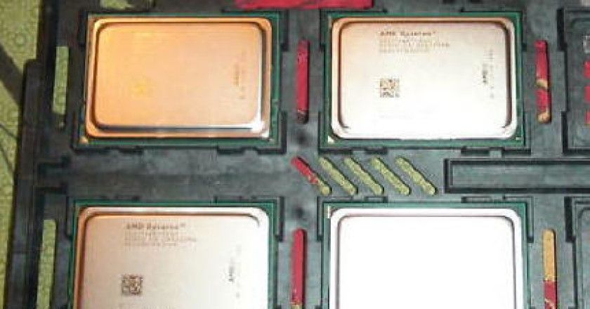 amd microprocesadores