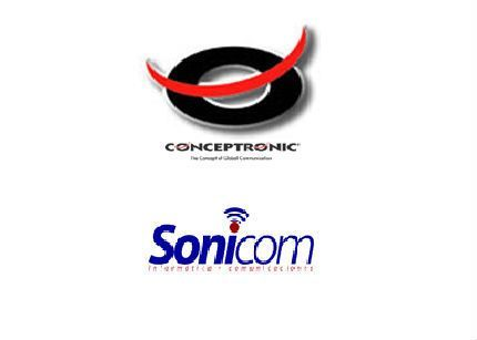 conceptronic sonicom