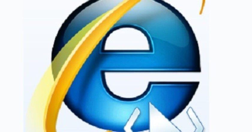 Logo IE9