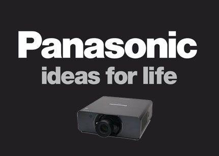 Panasonic lanza una nueva serie de proyectores de alta gama