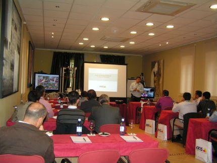 Conferencia_Axis 2009