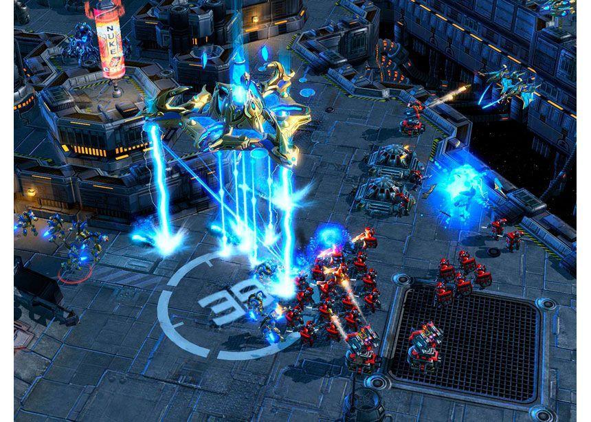StarCraft II, en sólo 48 horas 1,5 millones de copias