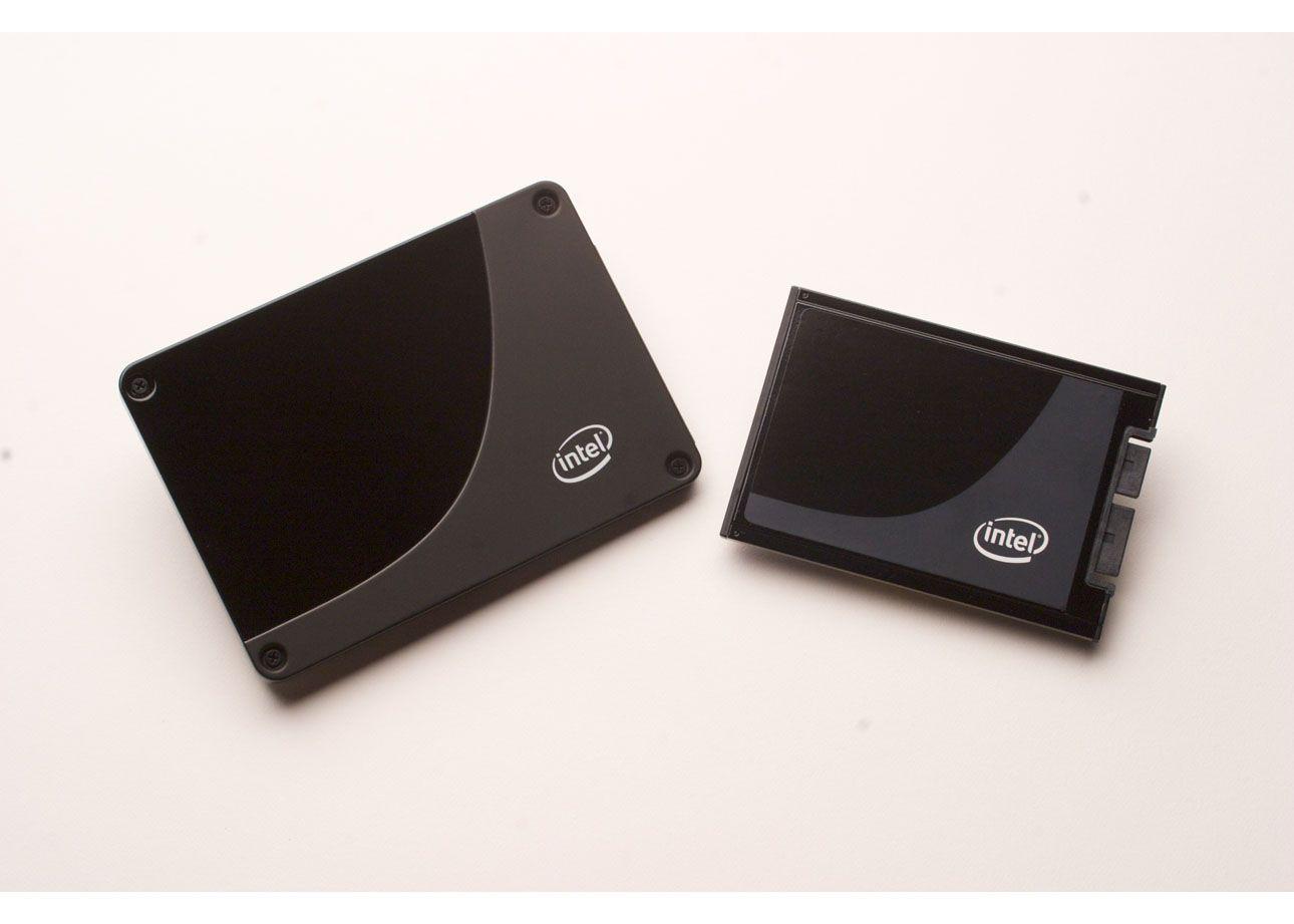 Intel X Series SSD