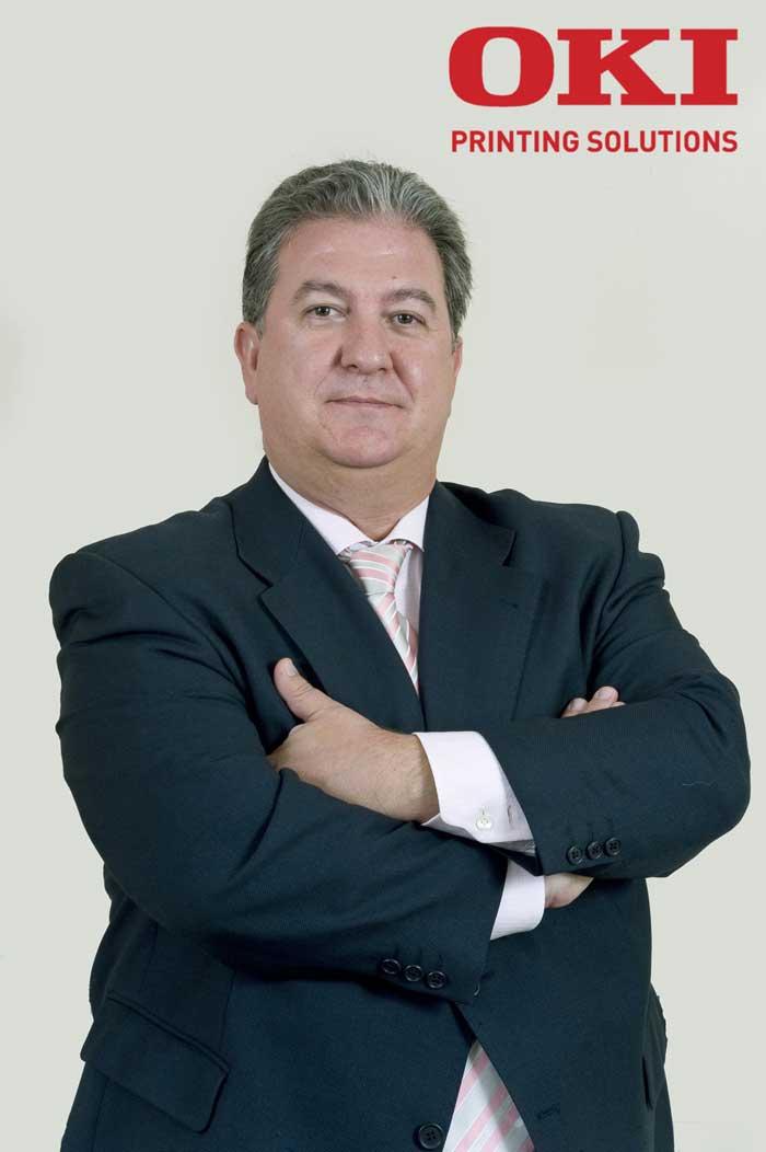 Entrevista a Juan Pedro Pérez, director de marketing de OKI Printing Solutions