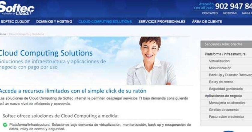 Softec CloudIT presenta su plataforma de distribución de servicios cloud