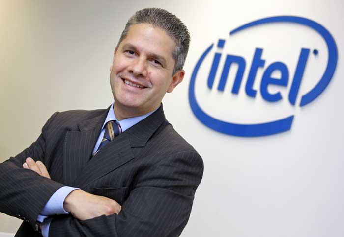 Jorge Córdova, uevo director de canal de Intel para España y Portugal