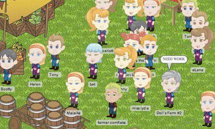Juegos sociales