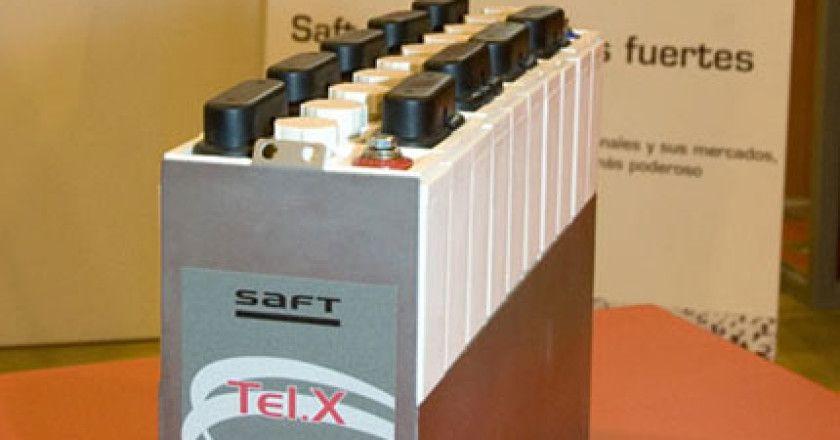 Saft baterías