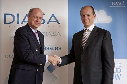 Acuerdo EMC y DIASA