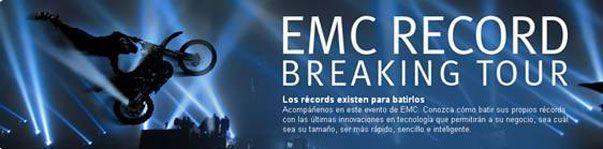 EMC Record Breaking Tour