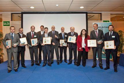Grupo premiados SAP