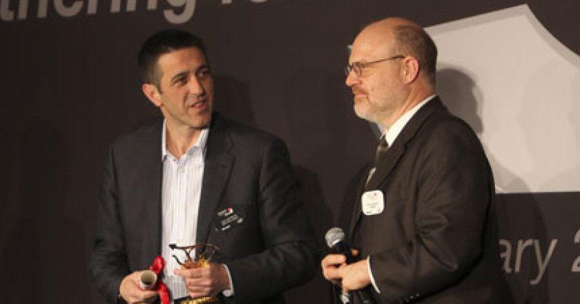 Juan Jose Moneo y Peter Hortensius