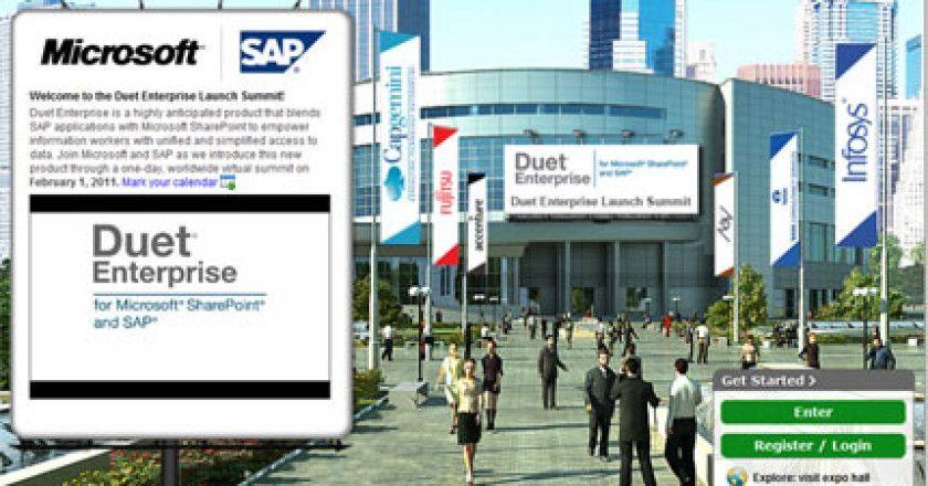 Microsoft y SAP
