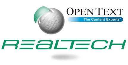 REALTECH y Open text