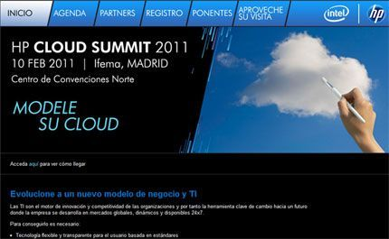 HP Cloud Summit 2011