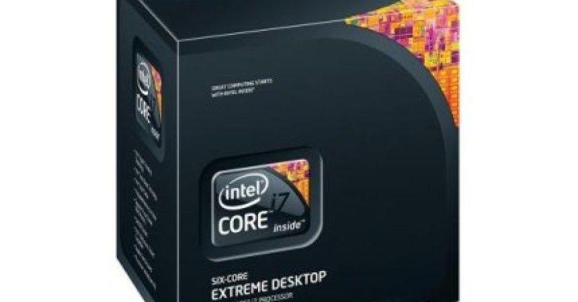 Ya se comercializa el Intel Core i7-990X, el micro más potente para el mercado de consumo