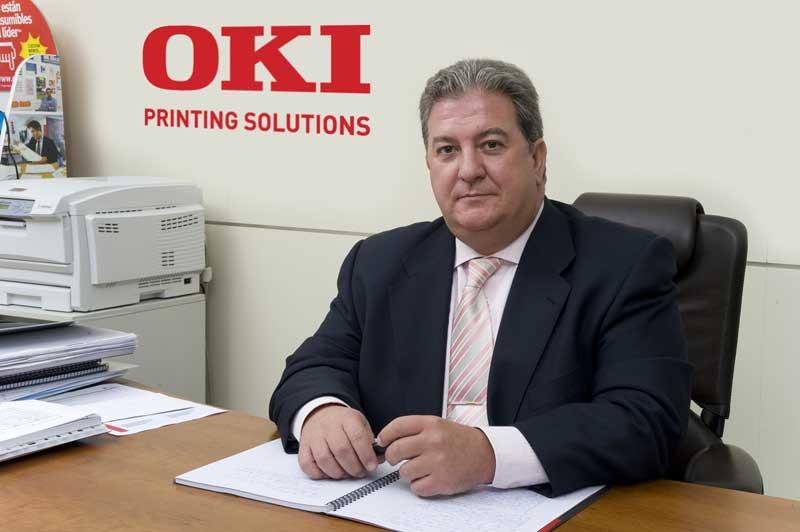 "Juan Pedro Pérez, de OKI, ""Buy & Print Flexible no exige compromiso previo de volumen de impresión"""