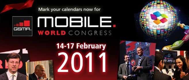 Hoy comienza el Mobile World Congress 2011 en Barcelona