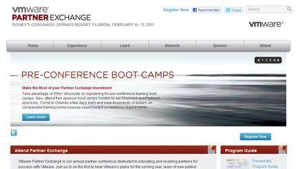 VMware Partner Exchange 2011