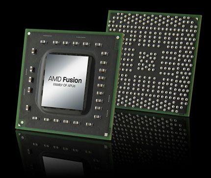 APUs AMD Fusion