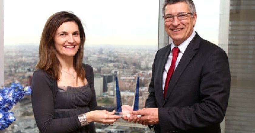 Premio Rising Star Partner EMEA 2010