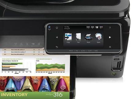HP Officejet Pro 8500 Plus e-All-in-One