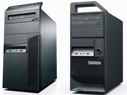 Lenovo ThinkStation E30 y ThinkCentre M81