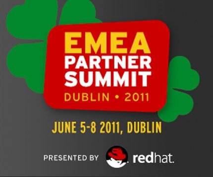 Red Hat EMEA Partner Summit anual