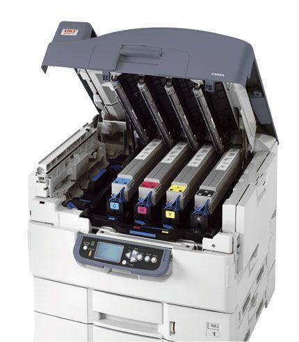 C9655 34 top open OKI lanza dos nuevas impresoras empresariales: B840 y C9655