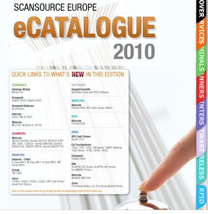 Catálogo productos ScanSource Europe