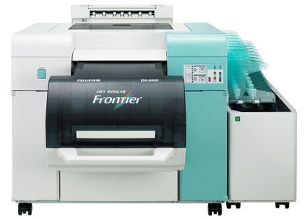 Fujifilm Frontier Dry Minilab DL600