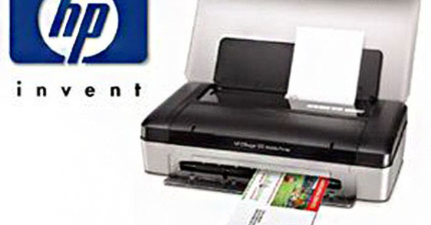 HP Officejet 100 móvil
