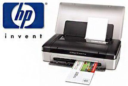 HP Officejet 100 móvil