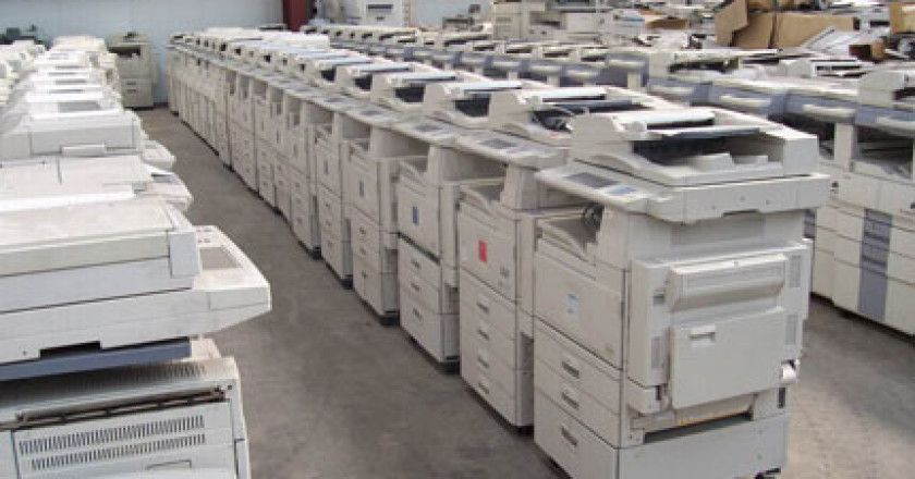 Ricoh fotocopiadoras