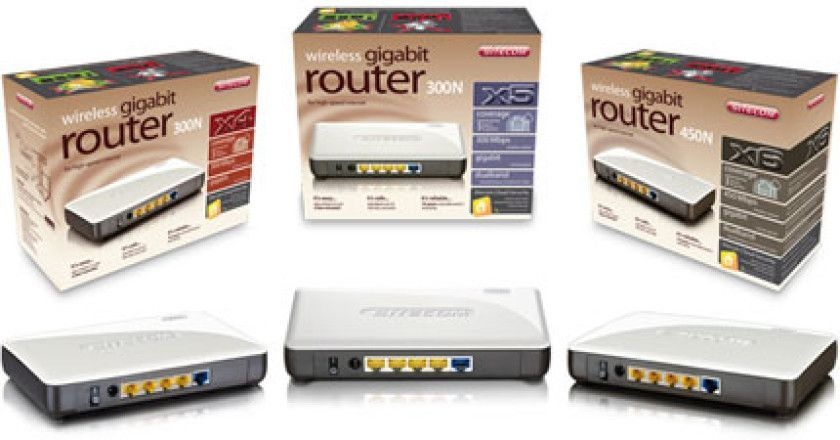 Routers Sitecom Cloud Security