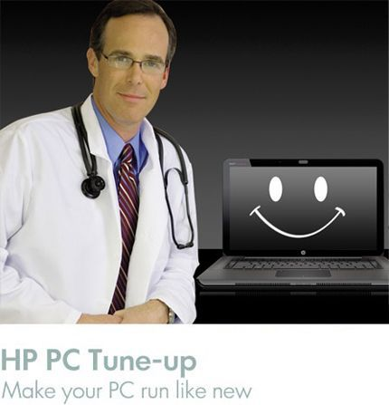 HP PC Tune-Up