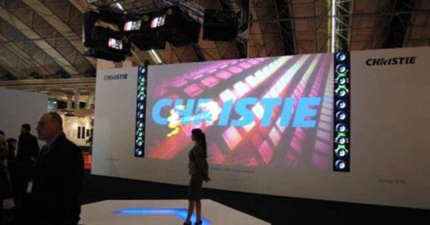 Christie en InfoComm 2011