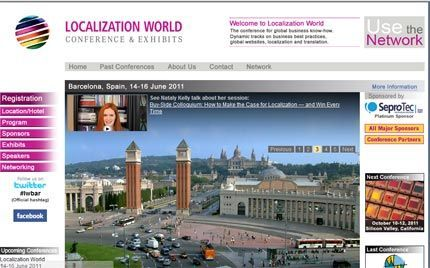 Localization World 2011
