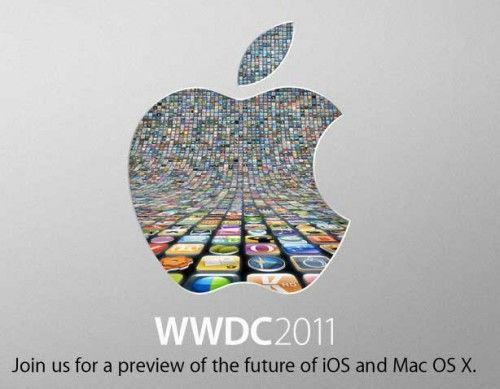 Sigue en directo la keynote inaugural de WWDC 2011