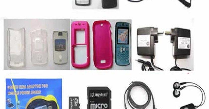Accesorios telefonía