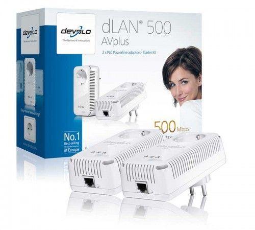 dLAN 500 AVplus de Devolo.