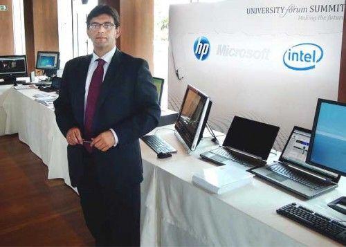 Salvador Cayón, director de marketing de HP PSG en España