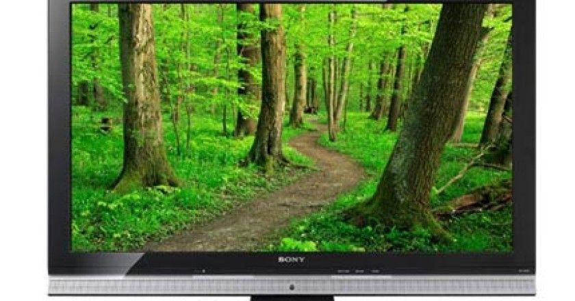 Sony Bravia eco
