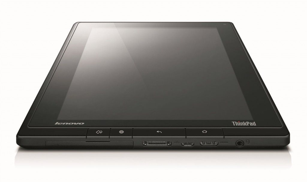 Lenovo ThinkPad Tablet, nuevo tablet Tegra 2 HoneyComb