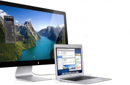 Monitor Apple Thunderbolt Display: precio y características