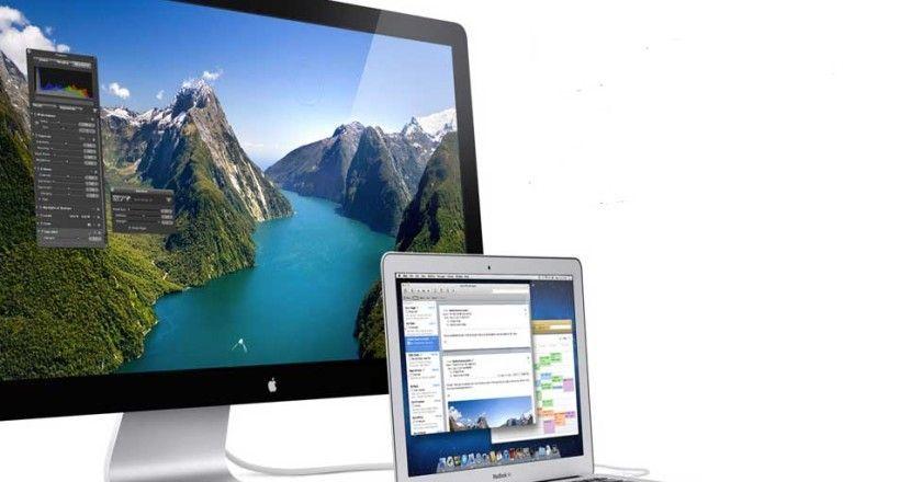 Monitor Apple Thunderbolt Display: precio y características