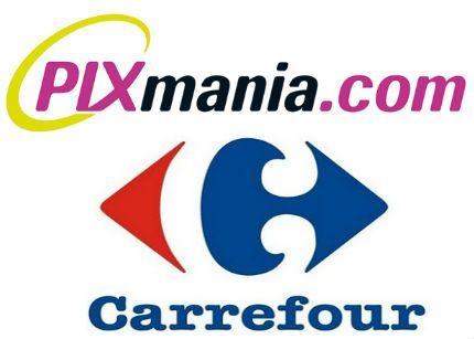 Alianza Carrefour y Pixmanía
