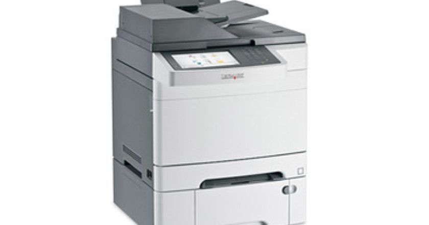 Lexmark multifunción color X950