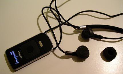 Nokia Essence Bluetooth Headset