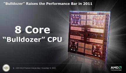AMD Bulldozer